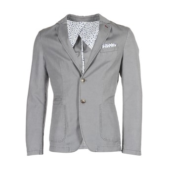material Men Jackets / Blazers Benetton MASKIOL Grey