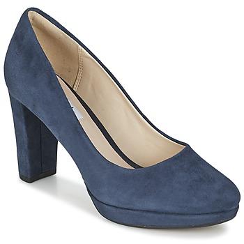 Shoes Women Court shoes Clarks KENDRA SIENNA Blue