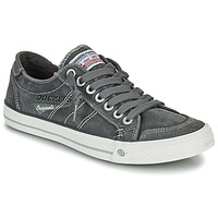 Shoes Men Low top trainers Dockers by Gerli JOLEVE Grey