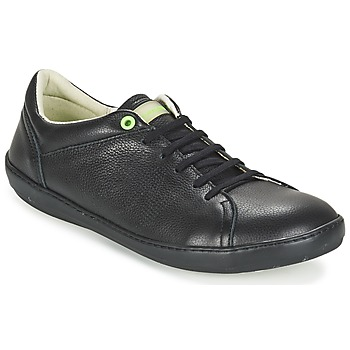 Shoes Men Low top trainers El Naturalista METEO Black