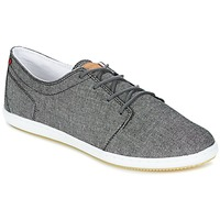 Shoes Men Low top trainers Lafeyt DERBY CHAMBRAY Grey