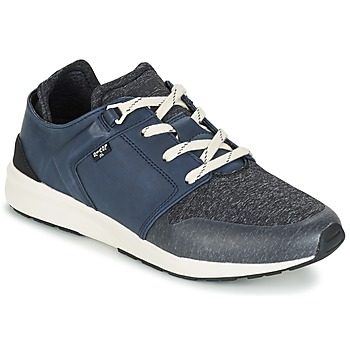 Shoes Men Low top trainers Levi's BLACK TAB RUNNER Blue
