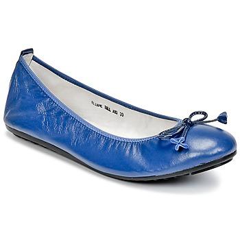Shoes Women Ballerinas Mac Douglas ELIANE Blue