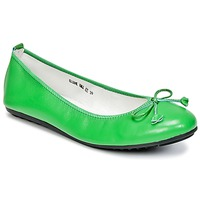 Shoes Women Ballerinas Mac Douglas ELIANE Green