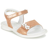 Shoes Girl Sandals Mod'8 JANAH Gold