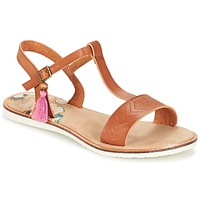Shoes Women Sandals Coolway MONKY Brown