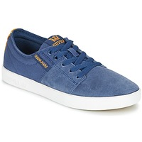 Shoes Low top trainers Supra STACKS II Blue