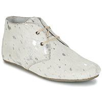 Shoes Women Mid boots Maruti GIMLET White / Silver