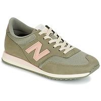 Shoes Women Low top trainers New Balance CW620 KAKI