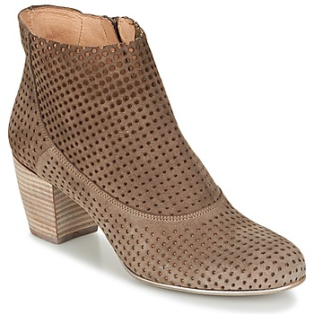 Shoes Women Ankle boots Muratti RABIA TAUPE