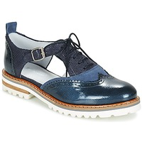 Shoes Women Derby shoes Regard ROAXI Blue