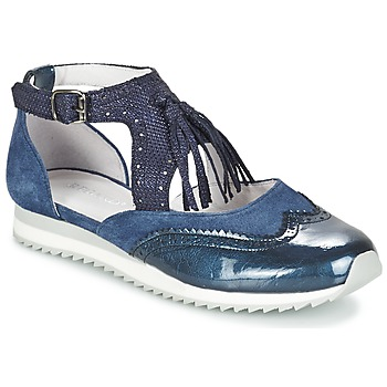 Shoes Women Ballerinas Regard RULAMI Blue