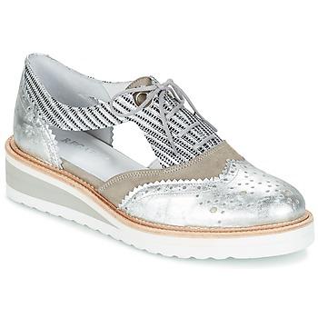 Shoes Women Derby shoes Regard RYXA Silver