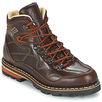 Shoes Men High top trainers Meindl KLOSTERS IDENTITY Brown / Dark