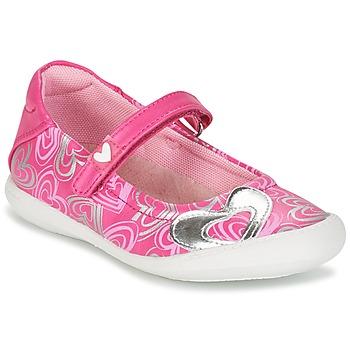 Shoes Girl Ballerinas Agatha Ruiz de la Prada BALOIN Pink