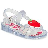 Shoes Girl Sandals Agatha Ruiz de la Prada BOULINETTE White