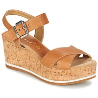 Shoes Women Sandals Unisa KARPI BEIGE