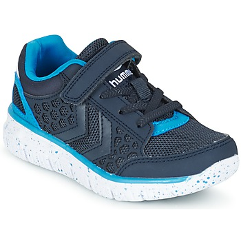 Shoes Children Low top trainers Hummel CROSSLITE JR MARINE