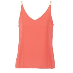 material Women Blouses Betty London EVOUSA CORAL