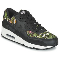 Shoes Women Low top trainers Nike AIR MAX 90 SE W Black