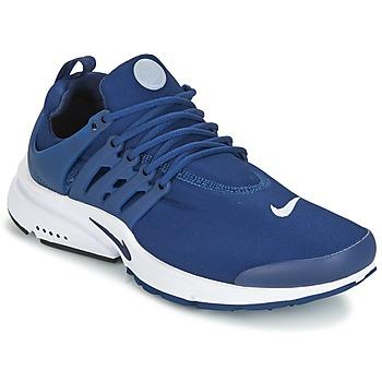 Shoes Men Low top trainers Nike AIR PRESTO ESSENTIAL Blue