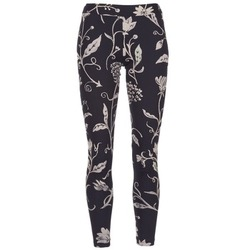 material Women leggings Desigual CAMIOLES Black / Grey