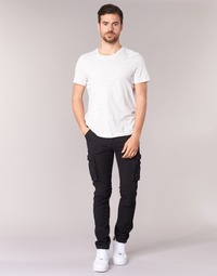 material Men Cargo trousers Schott TR RANGER 70 Black