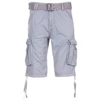 material Men Shorts / Bermudas Schott TR RANGER 30 Grey