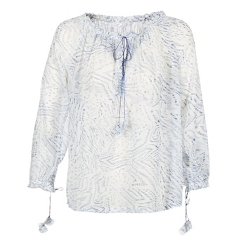 material Women Blouses See U Soon 7111084 White
