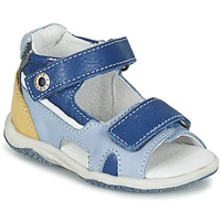Shoes Boy Sandals Babybotte TINTIN Blue