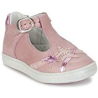 Shoes Girl Ballerinas Babybotte STARMISS Pink