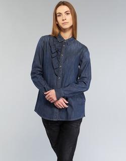 material Women Shirts Diesel DE KELLY Blue