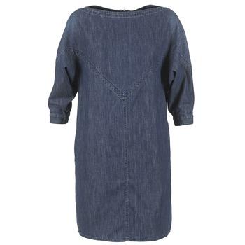 material Women Short Dresses Diesel DE CHOF Blue