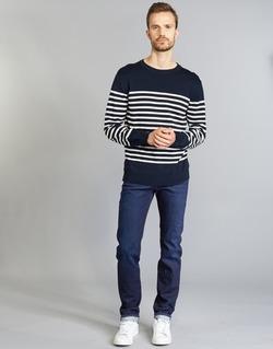 material Men straight jeans Diesel BUSTER Blue / 0860z