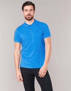 material Men short-sleeved polo shirts Diesel T HEAL Blue