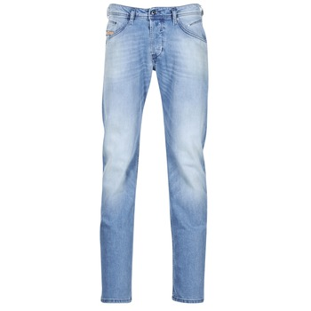 material Men straight jeans Diesel BELTHER Blue / 084CU