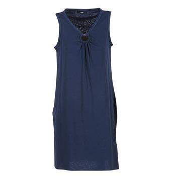 material Women Short Dresses Diesel D ISBEL Marine