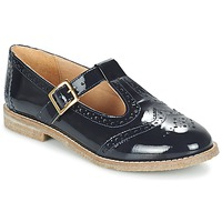 Shoes Women Ballerinas Jonak ALINA Blue