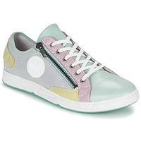 Shoes Women Low top trainers Pataugas JESTER/MC F2C Multicoloured