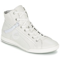Shoes Women High top trainers Pataugas PAZ/N F2C White