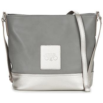 Bags Women Shoulder bags Le Temps des Cerises AMEL 3 Black