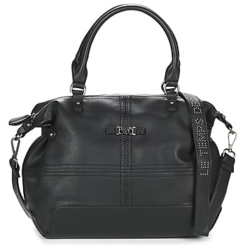 Bags Women Handbags Le Temps des Cerises LOOPITA 1 Black