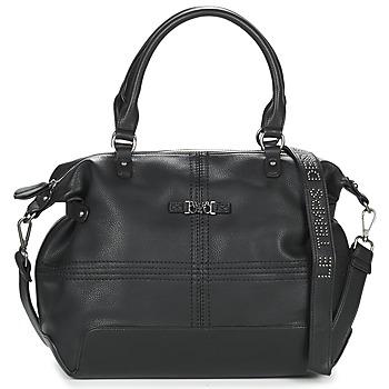 Bags Women Handbags Le Temps des Cerises LOOP 1 Black