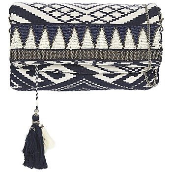 Bags Women Shoulder bags Pepe jeans JUSTINE Blue / White
