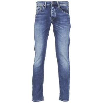 material Men straight jeans Pepe jeans TRACK Blue / N45