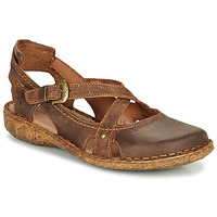 Shoes Women Sandals Josef Seibel ROSALIE 13 Brown