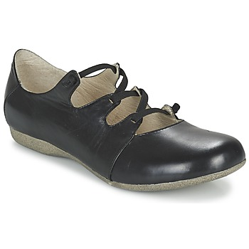 Shoes Women Ballerinas Josef Seibel FIONA 04 Black