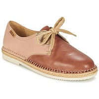 Shoes Women Derby shoes Pikolinos CADAMUNT W3K Brown