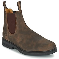 Shoes Men Mid boots Blundstone COMFORT DRESS BOOT Brown