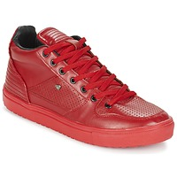 Shoes Men High top trainers Cash Money SUNDAY Red